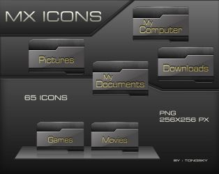 MX Icons by Tongsky