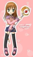 Chibi Sophia by featherz