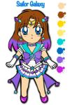 Sailor Galaxy-Reference Pic by Magical-Mama