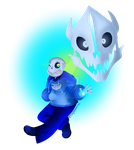CT-Sans Megalovania by RTNightmare