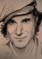 Daniel Day-Lewis by LukaCakic