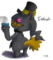 Fancy Banette by CrazyIguana