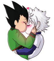 [hxh] Gay by o0JeepersCreepers0o