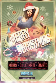 Merry Christmas Party by ultimateboss