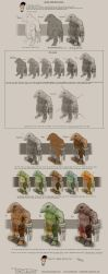 Colors tutorial by Ranoartwork