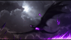 ++ Wings of Black ++ by SinisterEternity