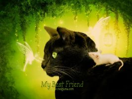 My Best Friend by MelGama
