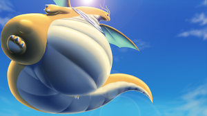 Pear Dragonite