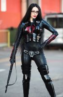 Cosplay Baroness by Daelyth