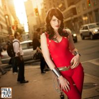 Wonder Girl II by gillykins