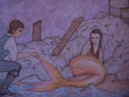 The Mermaid and the Missionary by MaxxieJames