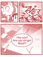 Chaos Future 78 : Red Message by vavacung