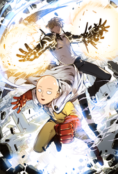 ONE PUNCH MAN by empew