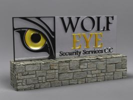 Wolfeye Sign by Sphinx1