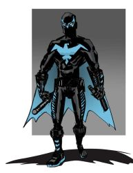Nightwing by Mr-Scribbles