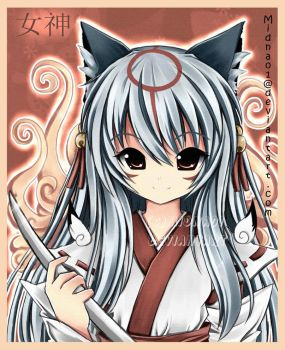 + Amaterasu Hime + by Midna01