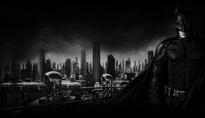 The Dark Knight Rises by BDup07