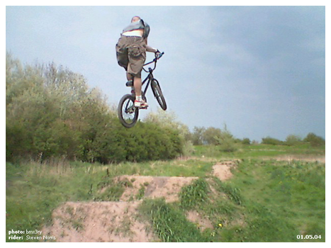 Southport Trails by bmx3ry