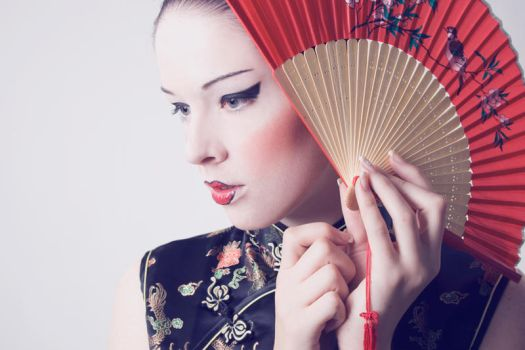 Geisha by yale-stock