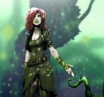 Poison Ivy by johnlaine