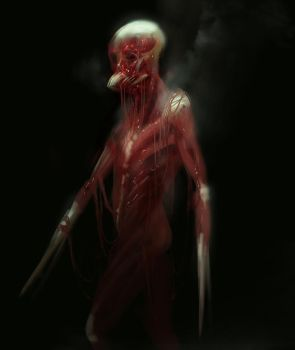 Skinless Horror 4 by Chenthooran