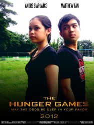 Hunger Games Parody Poster 4 by Quietuscentrus