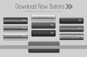 Download Web button FREE by demeters