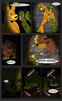 Spring-trapped #83 - It Hits the Fan by RuneVix