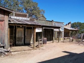 23 wild west town by dragon-orb