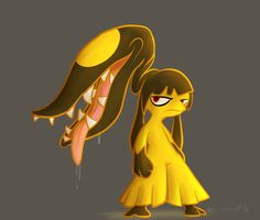 Del the Mawile(Male Mawile)