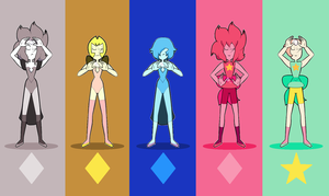 Pearls Wallpaper by SfCabanas15