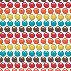 Glossy Dots Overlay by HGGraphicDesigns
