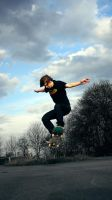 Ollie no.2 by HHX