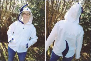 Absol Pokemon Cosplay Hoodie by Monostache