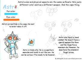 Astro Character Sheet by Netbug009