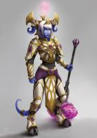 Yrel by misha-dragonov