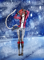 Lilith in Winter Clothes by mayonaka19