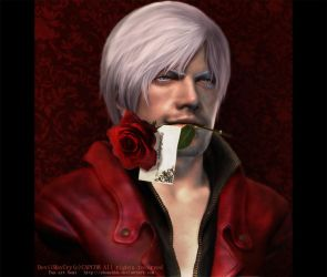 Dante_DMC4 by ebonykkk