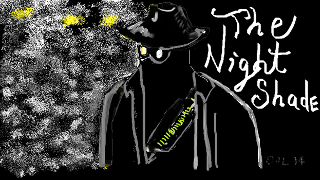 The NightShade by MONKEYKING22