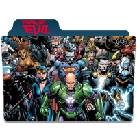 Forever Evil by DCTrad