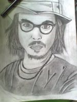johnny depp by fent-196