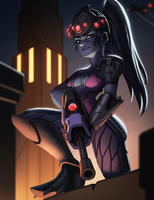 Widowmaker by Henkkab