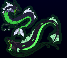 Death has a name and it's... KeyLime and Matcha? by LilyuKitty1-18-21