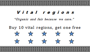 Vital Regions coupon by NekoAmerica