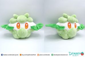 Cottonee custom plush