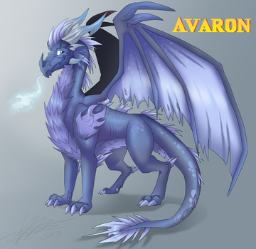 Avaron reference sheet by AvaronCave