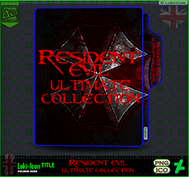 Resident Evil Ultimate Collection by Loki-Icon