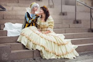 Princess Tutu: The Prince and the Princess by KelevarCosplay