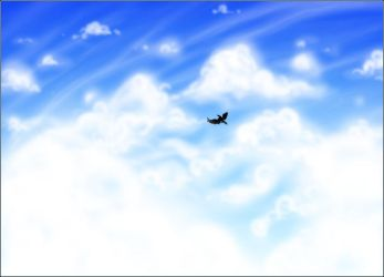 Fly Free by sealle