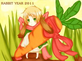 APH rabbit year 2011 by mirugi